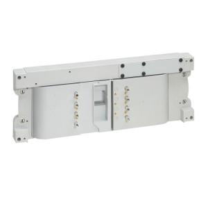 Base VX³ IS 233 pour répartition verticale en armoire XL³4000 des DPX³160 4P sans différentiel LEGRAND