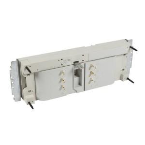 Base VX³ IS 233 pour répartition verticale en armoire XL³4000 des DPX³250 3P sans différentiel LEGRAND