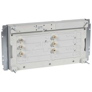 Base VX³ IS 233 pour répartition verticale en armoire XL³4000 des DPX³630 3P sans différentiel LEGRAND