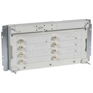 Base VX³ IS 233 pour répartition verticale en armoire XL³4000 des DPX³630 4P sans différentiel LEGRAND