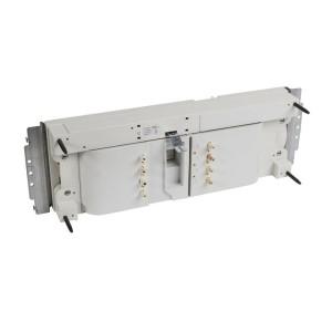 Base VX³ IS 233 pour répartition verticale en armoire XL³4000 des DPX³160 4P avec différentiel LEGRAND