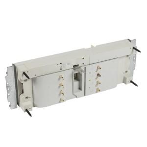 Base VX³ IS 233 pour répartition verticale en armoire XL³4000 des DPX³250 4P avec différentiel LEGRAND