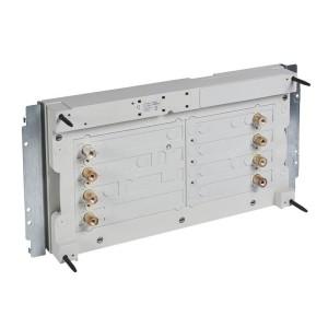 Base VX³ IS 233 pour répartition verticale en armoire XL³4000 des DPX³630 4P avec différentiel LEGRAND