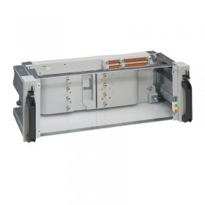 Base VX³ IS 333 pour répartition verticale en armoire XL³4000 des DPX³250 4P sans différentiel LEGRAND