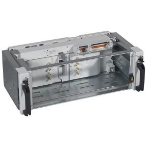 Base VX³ IS 333 pour répartition verticale en armoire XL³4000 des DPX³160 4P avec différentiel LEGRAND