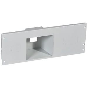 Plastron dédié pour répartition IS333 pour DPX³250 ou DPX³160 3P ou 4P sans accessoire - haut. 200mm LEGRAND