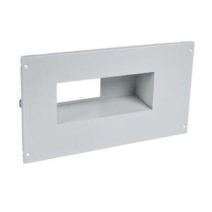 Plastron dédié pour répartition IS333 pour DPX³630 3P ou 4P sans accessoire - hauteur 300mm LEGRAND