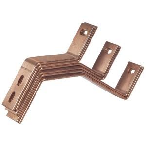 Kit de raccordement sur jeu de barres horizontal VX³IS pour jeu de barres aluminium 1600A In 1250A entraxe 75mm LEGRAND