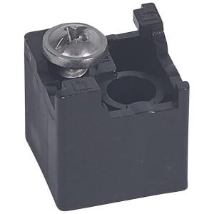 Support isolant pour armoire Altis - 1 barre cuivre 12x2mm ou 14x4mm par pôle jusqu'à 280A LEGRAND