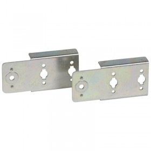 Prolongateur pour monter le support réf 037315 et les répartiteurs Lexiclic dans les armoires XL³4000 ou XL³800 LEGRAND