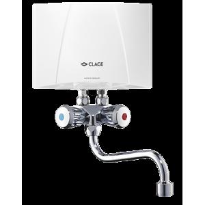 Chauffe-eau instantané 4,4kW - sur plan - M4 / SMB CLAGE