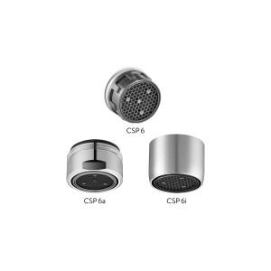 Insert mousseur pour embout M 22/24 sur le robinet - CSP 6 CLAGE
