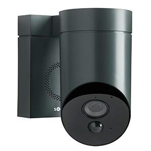 Caméra de surveillance extérieure - Grise SOMFY