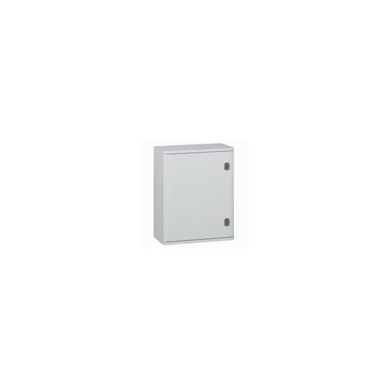 Coffret MARINA polyester - IP66 - IK 10 - 400x300x206mm - RAL7035 LEGRAND
