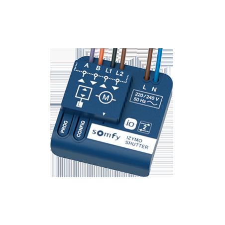 Micro récepteur IZYMO vr io compatible - pour volet roulant SOMFY