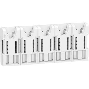 Répartiteur système embrochable 5 modules sans connecteur- Resi9 XE SCHNEIDER