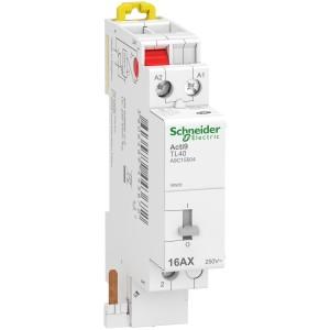 Télérupteur à raccordement rapide 16A 1P - 230V - Acti9 iDT40 TL SCHNEIDER