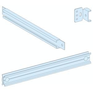 Rail modulaire réglable - Long. 400mm SCHNEIDER