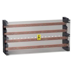 Répartiteur étagé 630A - 4P - 235x470x115mm SCHNEIDER