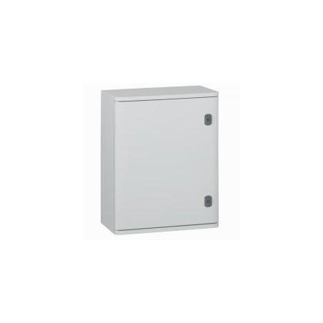 Coffret Marina 500x400x206mm - polyester - IP66 - IK 10 - RAL7035 LEGRAND
