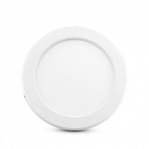 Plafonnier LED blanc Ø300 24W CCT - Diamètre ajustable VISION EL