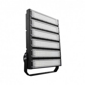 Projecteur extérieur LED 600W 3000K modules - gris anthracite VISION EL