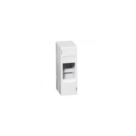 Coffret cache-bornes 2 modules - blanc RAL 9010 LEGRAND