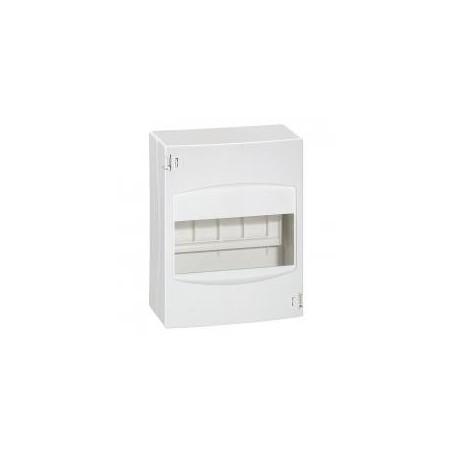 Coffret cache-bornes 6 modules - blanc RAL 9010 LEGRAND