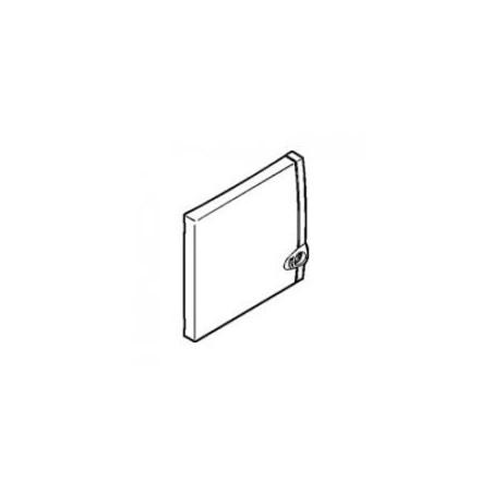 Porte coffret capacité mini 8 à 9 modules - blanc RAL 9010 LEGRAND