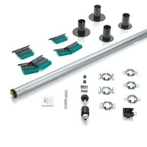 Kit bloc-baies remplacement et motorisation 15/17 S&SO RS100 io SOMFY