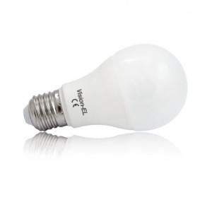 Ampoule LED E27 Bulb 10W 3000K VISION EL