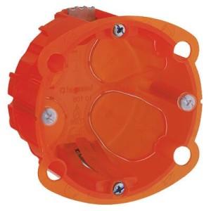 Boîte multi matériaux Batibox 1 poste - profondeur 40mm LEGRAND