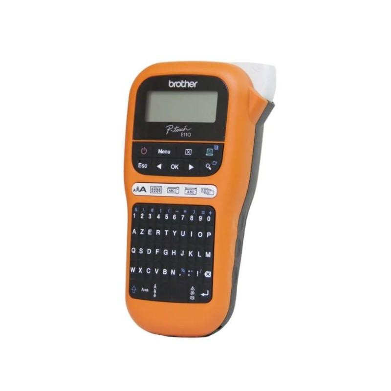Étiqueteuse industrielle portative - Ecran LCD - 16 caractères E-ROBUR