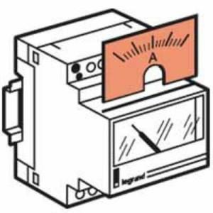 Cadran de mesure analogique pour ampèremètre ref.004600 - 0A à 250A LEGRAND