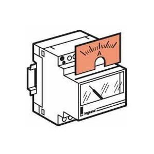 Cadran de mesure analogique pour ampèremètre ref.004600 - 0A à 800A LEGRAND