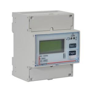 Contrôleur permanent d'isolement pour circuit IT médical 230V~ de 50kohms à 500kohms LEGRAND