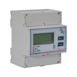 Contrôleur permanent d'isolement pour circuit IT médical 24V~ de 5kohms à 50kohms LEGRAND