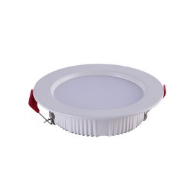 Downlight LED blanc rond Ø145 - 15W 4000°K DÜNYA LED