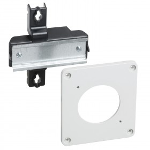 Kit Plaque 90x100 mm pour INS 63/80A Kaedra SCHNEIDER