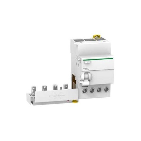Bloc différentiel 63A - 4P 1000mA sélectif - Type Asi - Vigi iC60 SCHNEIDER