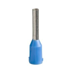 Embout de câble taille long 2.5 mm² bleu DIN LINERGY DZ5 SCHNEIDER