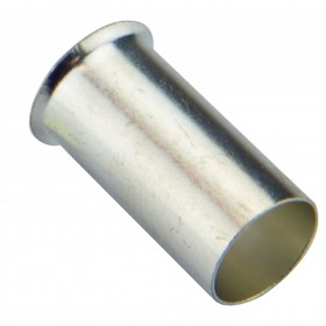 Embout de câble taille long 6 mm² non isolé DIN LINERGY DZ5 SCHNEIDER