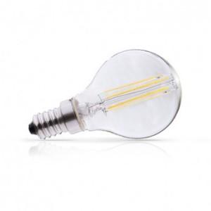 Ampoule LED P45 E14 filament 4W 4000K VISION EL
