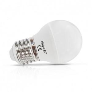 Ampoule LED E27 bulb G45 6W 4000K VISION EL