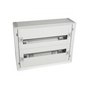 Coffret XL³160 tout modulaire - 2 rangées - 48 modules - isolant LEGRAND