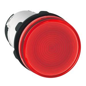 Voyant rond Ø22 rouge - BA9s - 230V - Harmony XB7 SCHNEIDER