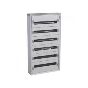 Coffret 6 rangées 144 modules isolant - XL³160 tout modulaire LEGRAND