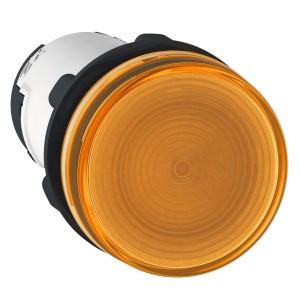 Voyant rond Ø22 orange - BA9s - 230V - Harmony XB7 SCHNEIDER