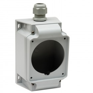 Boitier PratiKa 90 x 100 mm pour montage en saillie - IP67 SCHNEIDER