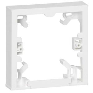 Entretoise pour installation saillie d'un appareillage Mosaic blanc LEGRAND